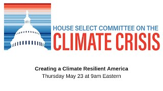 Creating a Climate Resilient America