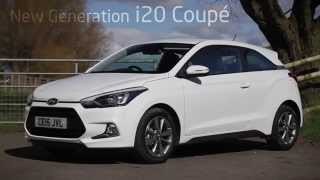 New Hyundai i20 Coupe - Full Review
