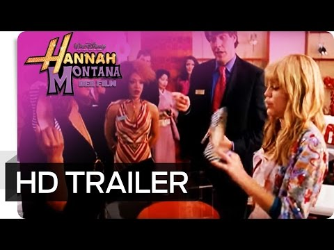 Trailer hannah montana movie