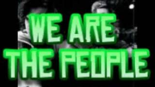 Watch John Mellencamp We Are The People video