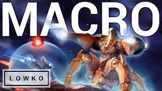 StarCraft 2: MACRO Zerg vs Protoss! (Bo5)