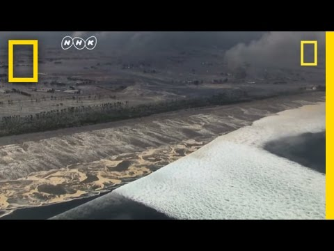 Rare Video: Japan Tsunami | National Geographic