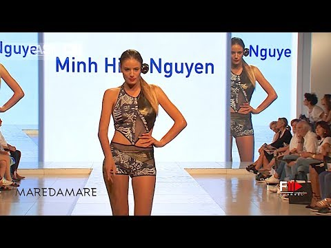 ACCADEMIA ITALIANA - MINH HIEU NGUYEN Spring Summer 2018 Maredamare  Florence - Fashion Channel