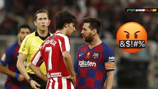 Lionel Messi ● Best Fights & Angry Moments Ever! ● HD #Messi