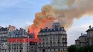 Lý do không dùng trực thăng  phục vụ cứu hỏa nhà thờ Đức Bà????