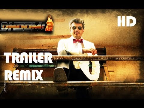 DHOOM 3 Trailer - MANKATHA Remix (TAMIL VERSION)