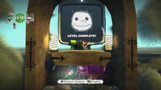 LittleBigPlanet 2 - PS3 - E3 2010 B-roll gameplay footage official video game trailer HD
