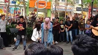 Paling Viral... Adik Nurul Iman duet Siti Nordiana