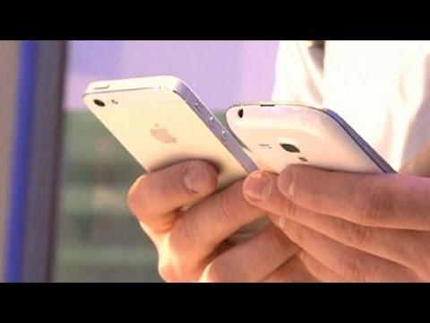 Trêve entre Apple et Samsung, sur fond de baisse des ventes - economy