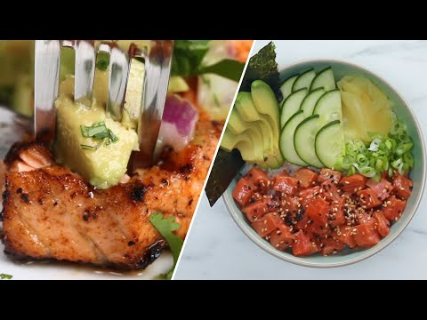 Top 5 Tasty Salmon Recipes Of 2018
