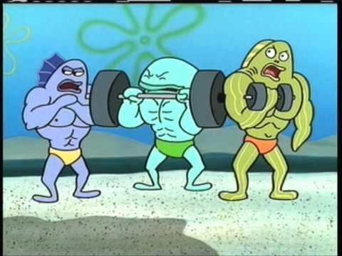 SPONGEBOB IM SEXY AND I KNOW IT [FIREMAST23 MUSIC VIDEO] - ORIGINAL Music Videos