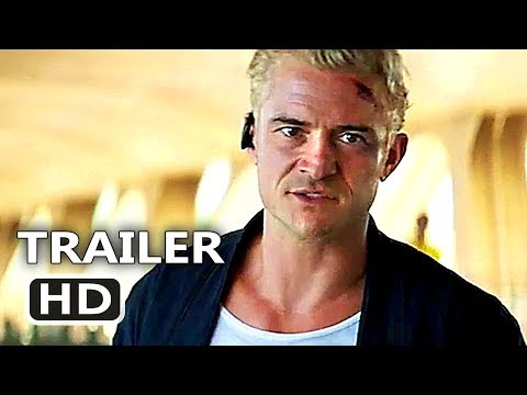 THE SHANGHAI JOB Official Trailer (2018) Orlando Bloom Movie HD