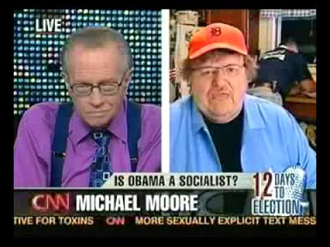 Michael Moore: 'Socialism for the Rich'