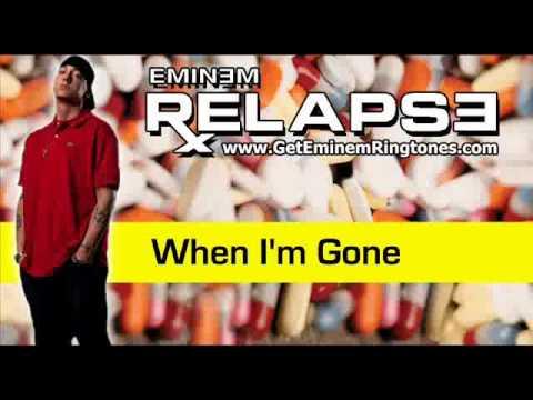 Eminem - When I'm Gone (Relapse Album)
