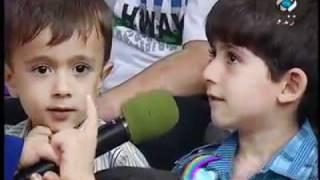 سوتی در برنامه کودک
