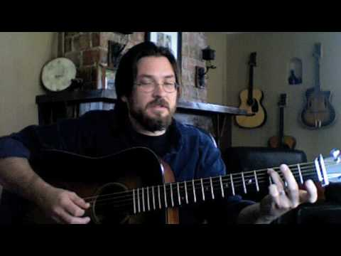 Bluegrass Guitar: Intro to C position clip 1