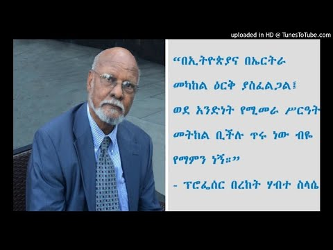 Interview With Prof Bereket Habte Selassie - SBS Amharic