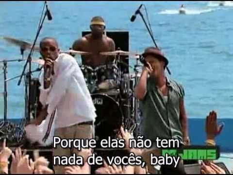 Nothing on you - B.O.B Feat Bruno Mars (Ao Vivo Legendado PT-BR, MTV)