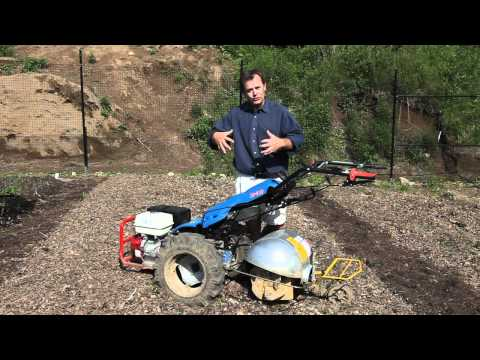 BCS Tractor and Berta Swivel Plow Review by Ian Cooke.mov