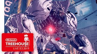 ASTRAL CHAIN Gameplay Pt. 1 - Nintendo Treehouse: Live | E3 2019