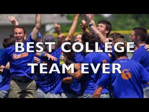 college frisbee
