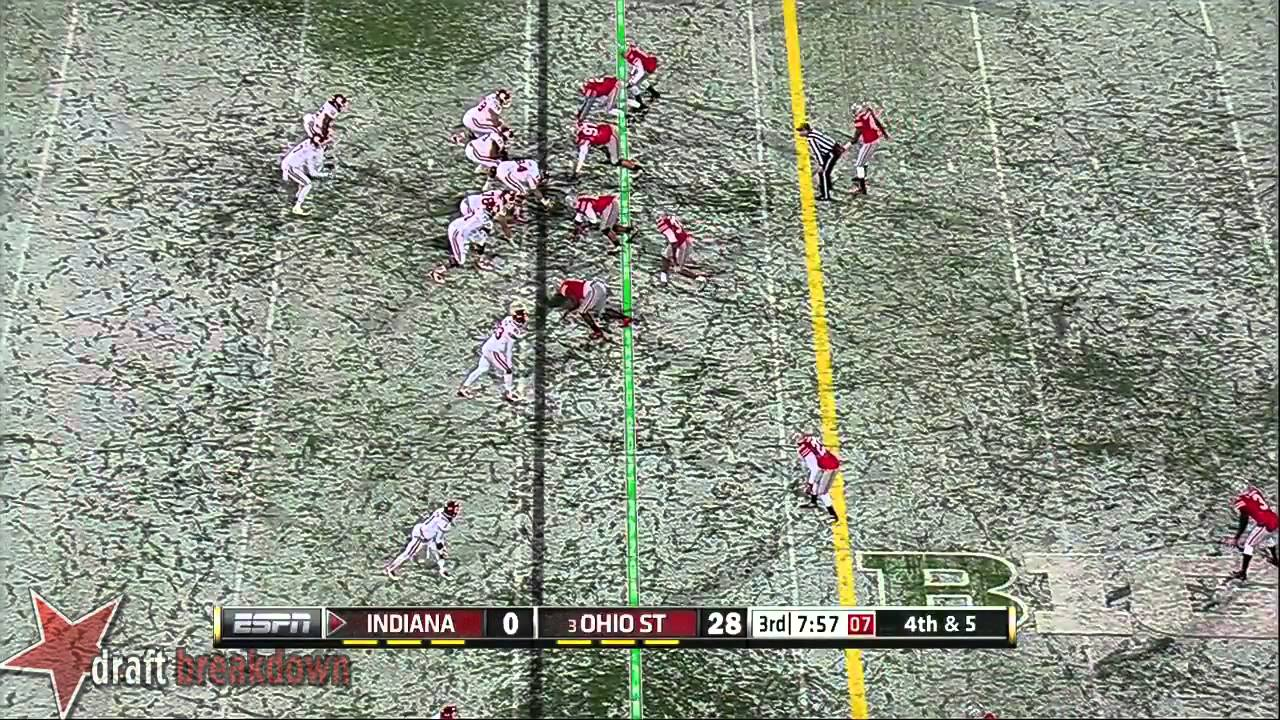 Shane Wynn vs Ohio State (2013)