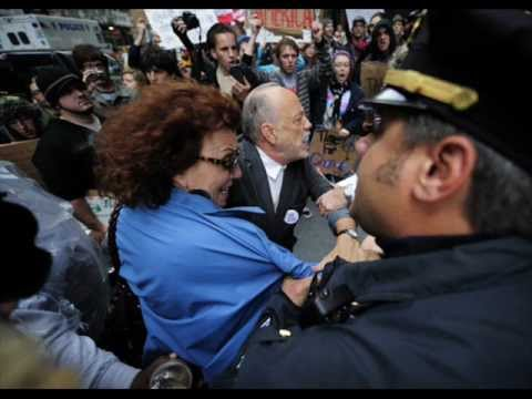 UN Letter/Occupy Crackdowns: Mark Taylor-Canfield - Leslie Marshall Show
