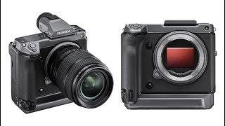 Trên tay máy ảnh 255 triệu đắt bằng cả cái ô tô - Fujifilm GFX100!