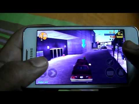 SAMSUNG GALAXY S2 GRAND THEFT AUTO 3 GAMING REVIEW