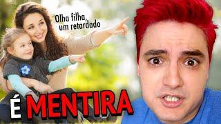MENTIRAS QUE TODA MÃE CONTA [+13]