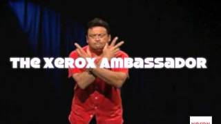 The Xerox Dance