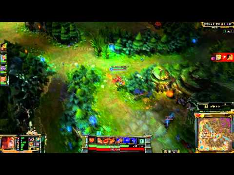 Advanced Jungle Ganking Guide