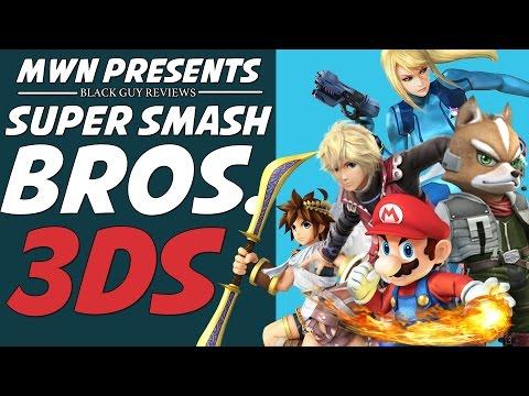 Super Smash Bros 3DS   Black Guy Reviews