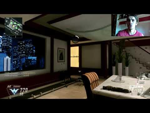 Gameplay comentado 2.0 Black Ops 2 HiJacked Cuarteles | ¡A por el objetivo a tope!