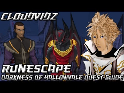 Runescape Darkness Of Hallowvale Quest Guide HD Review Thumbnail