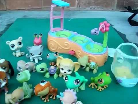Littlest Pet Shop Dogs And Cats Littlest Pet Shop Cute Toys