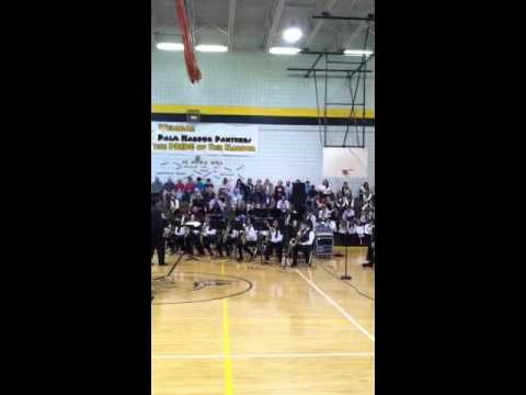 Palm Harbor Middle School Jazz Band
