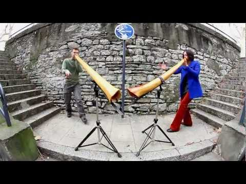 Adèle & Zalem, Didgeridoo Duet