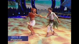 Sky Brown & JT Church - Dancing With The Stars Juniors (DWTS Juniors) Episode 3
