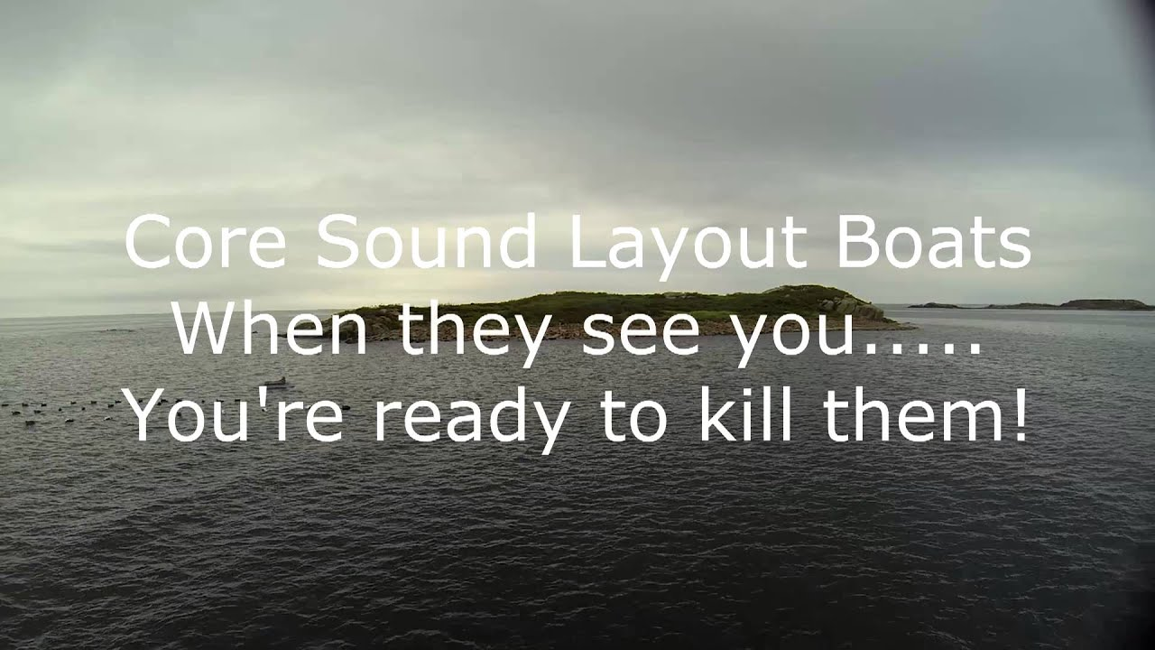 Boat Layout Terms Core Sound Layout Boat