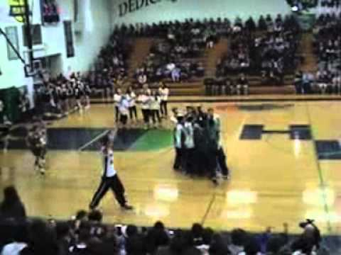 Harrison High School Basketball I BELIEVE THAT WE WILL WIN   Church's Choir Feb  3 2012
