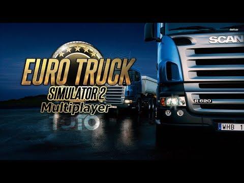 Jouer en ligne à Euro truck simulator 2