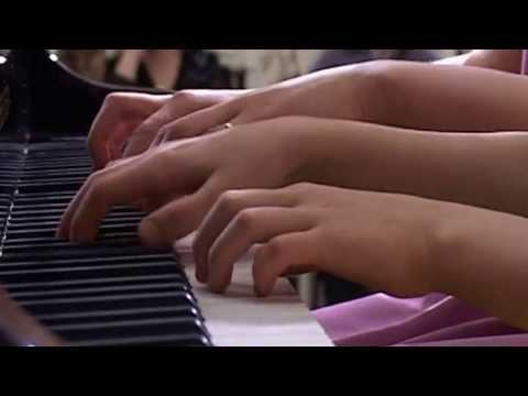 Дворжак Антонин - Славянский танец №8, в четыре руки