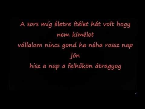 Tóth Gabi - Sors (dalszöveg)