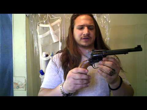 .22 rough rider revolver review (HD)