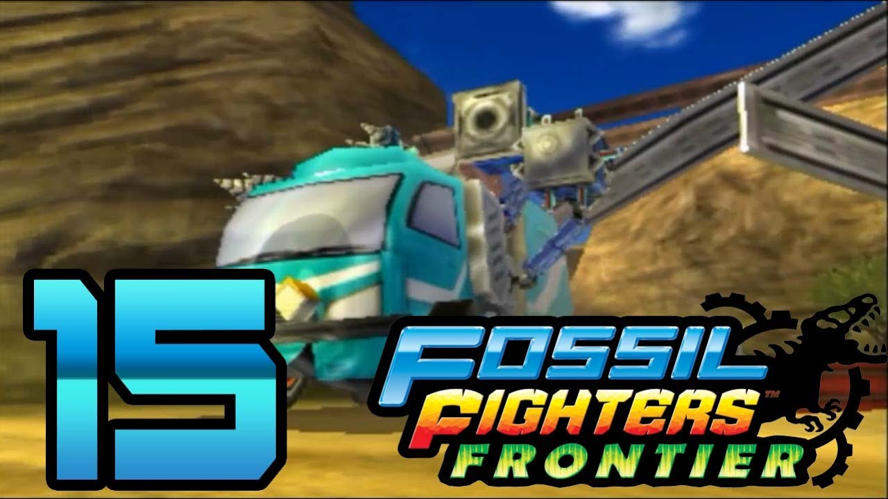 Fossil Fighters Frontier Becky Fossil Fighters Frontier Part