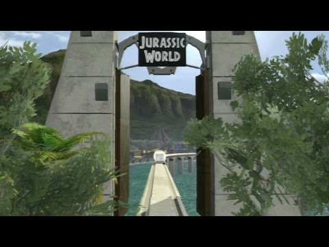CGR Undertow - LEGO JURASSIC WORLD Review For PlayStation 3
