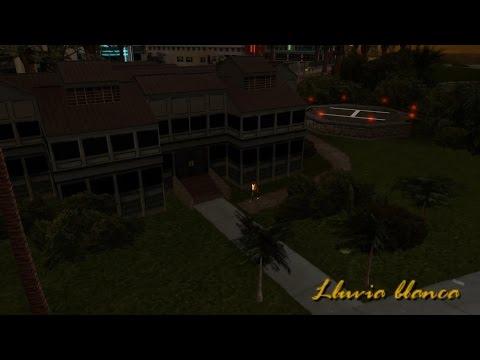 GTA: VCS (PSP) / 46. Lluvia blanca [Lance Vance Act 7].