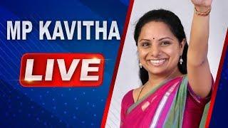 CM KCR Birthday Celebrations | MP Kavitha Attends Organ Donation Awareness Program