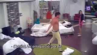 Junior Playboy pelea con Stefy y Danilo en reality Amor a Prueba